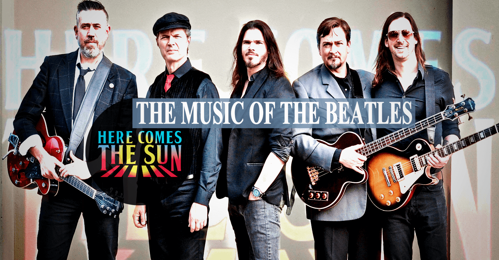 Here Comes The Sun Band members